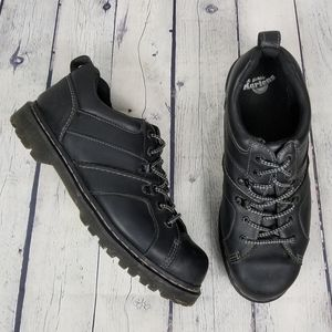 DOC MARTENS | Finnegan lace-up lugged sole shoes